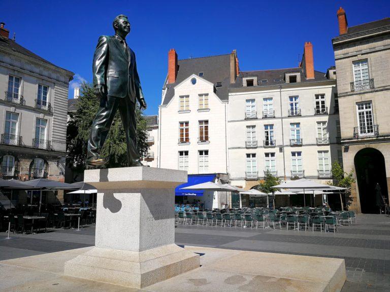 Bouffay-statue