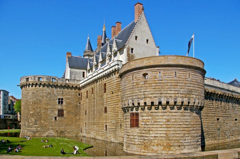 chateau-ducs-Bretagne